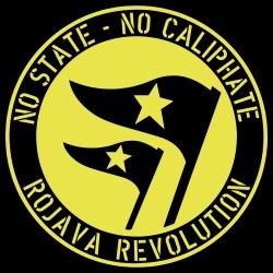 No state - no caliphate. Rojava revolution
