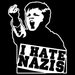 I hate nazis