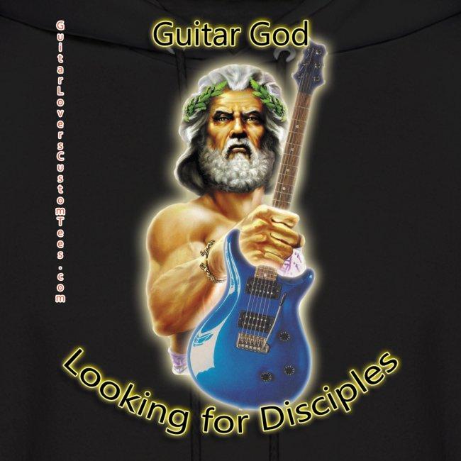 GuitarGod by GuitarLoversCustomTees png