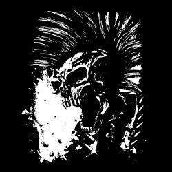 Sweat à capuche (Hoodie) Punk