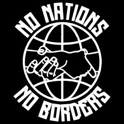 No nations no borders