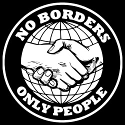 No Borders Only People