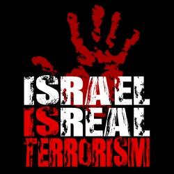 Israel is real terrorism