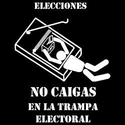 Elecciones no caigas en la trampa electoral