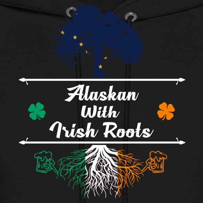 ALASKAN WITH IRISH ROOTS