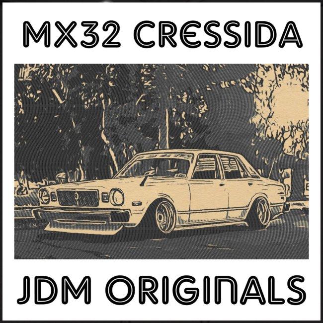Mx32 cressida