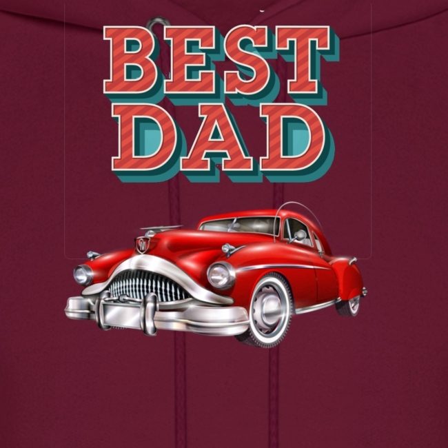 Best Dad Classic Car Design Fathers Day