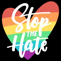 Stop the hate LGBTQ