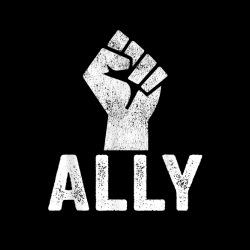 Black Lives Matter Ally