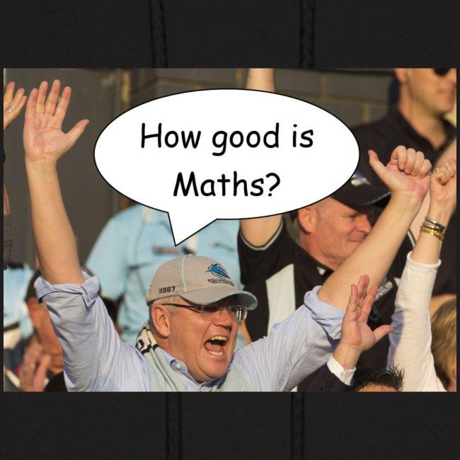 how good is maths scomo