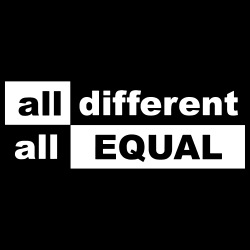 All different, all equal