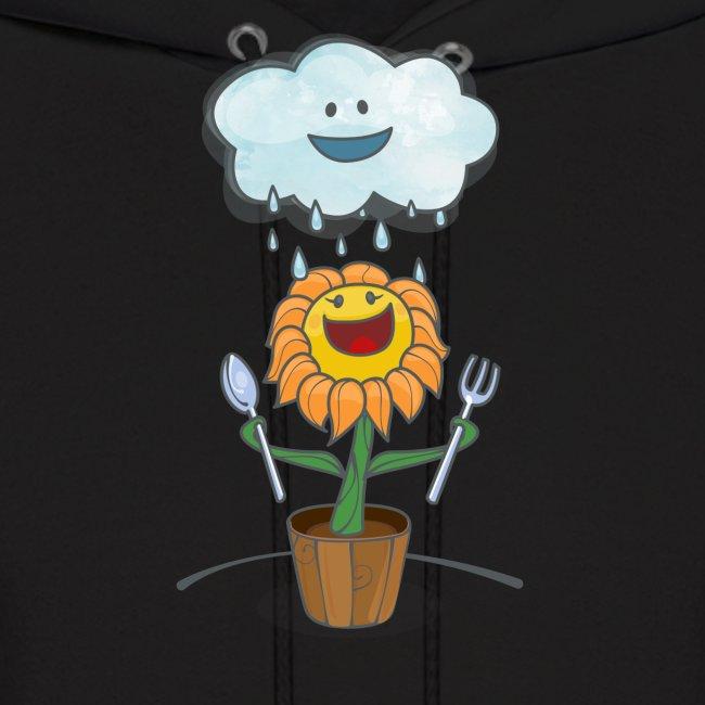 Cloud & Flower - Best friends forever