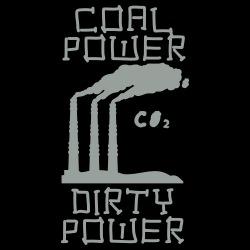 Coal power dirty power
