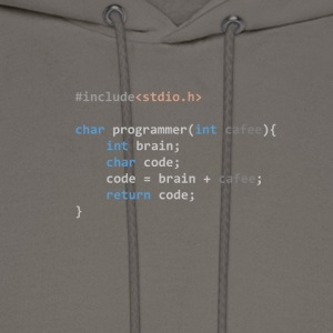 The Programmer function - Men's Hoodie