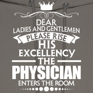 PHYSICIAN - EXCELLENCY - Men's Hoodie