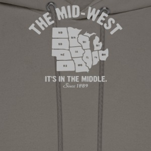The Mid West - Men's Hoodie