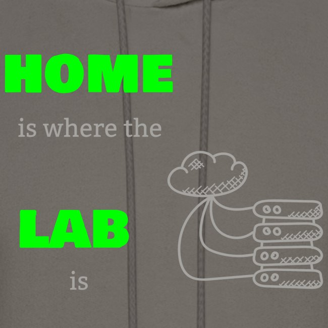 Home Is Where The Lab Is