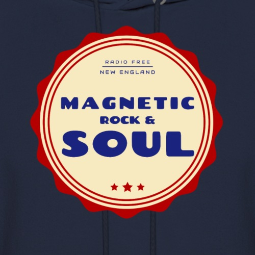 RFNE - Magnetic Rock & Soul - Men's Hoodie