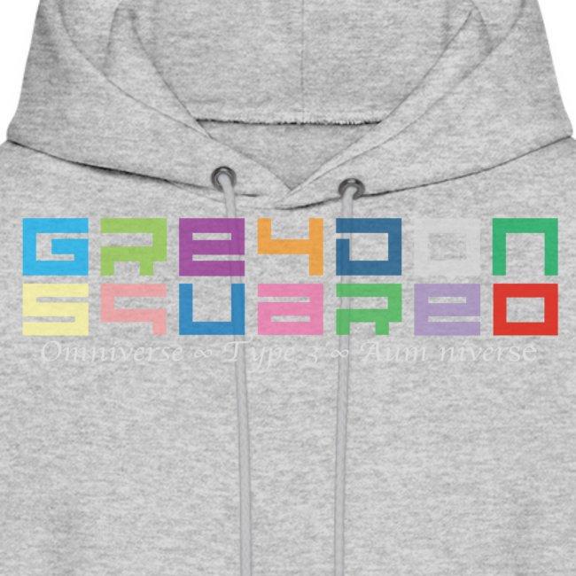 Greydon Square colorful Hoodie Type 3