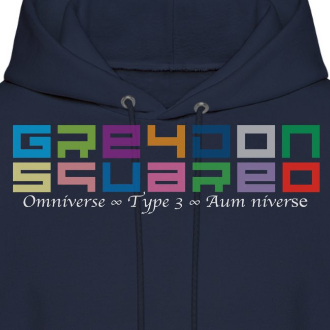 Greydon Square colorful Hoodie Type 3