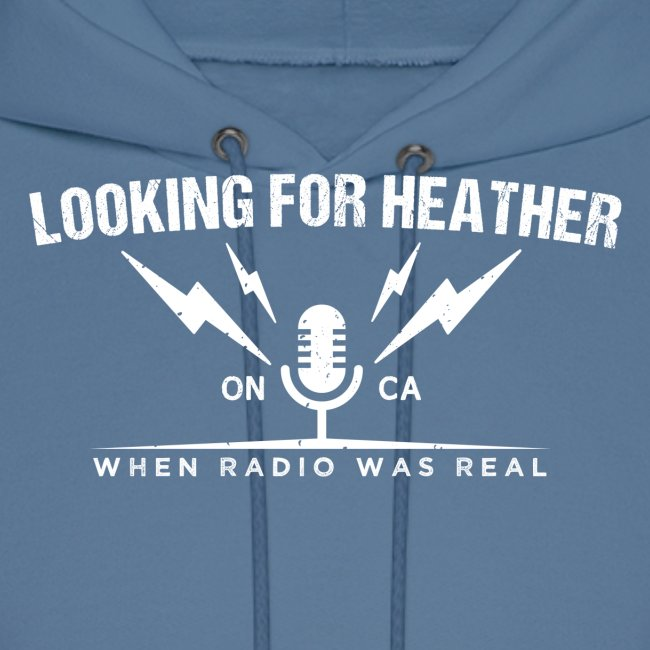 Looking For Heather - When Radio Was Real (White)