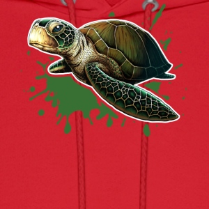 Sea Turtles Tee Shirt - Men's Hoodie