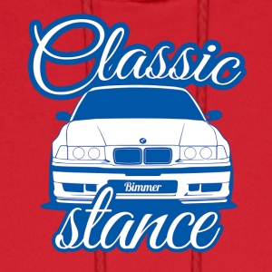 bmw classic stance - Men's Hoodie