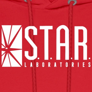 STAR Laboratories vectorized - Men's Hoodie