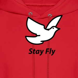 Stay Fly - Men's Hoodie