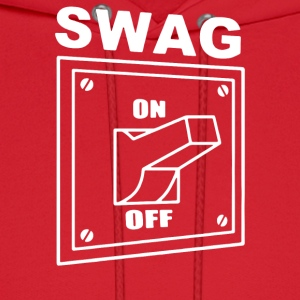 Swag Switched On - Men's Hoodie