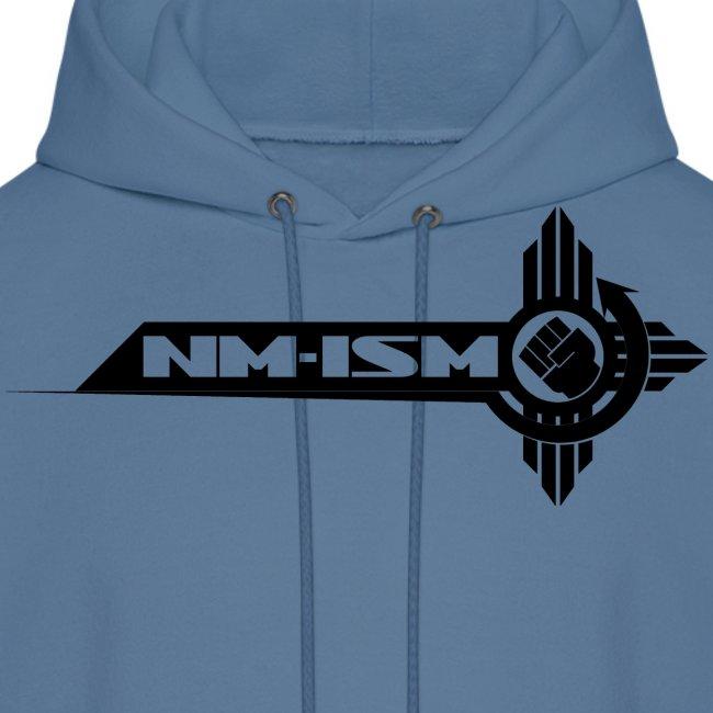 Black NM-ISM Logo