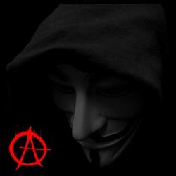 Anonymous Hooded sweatshirt