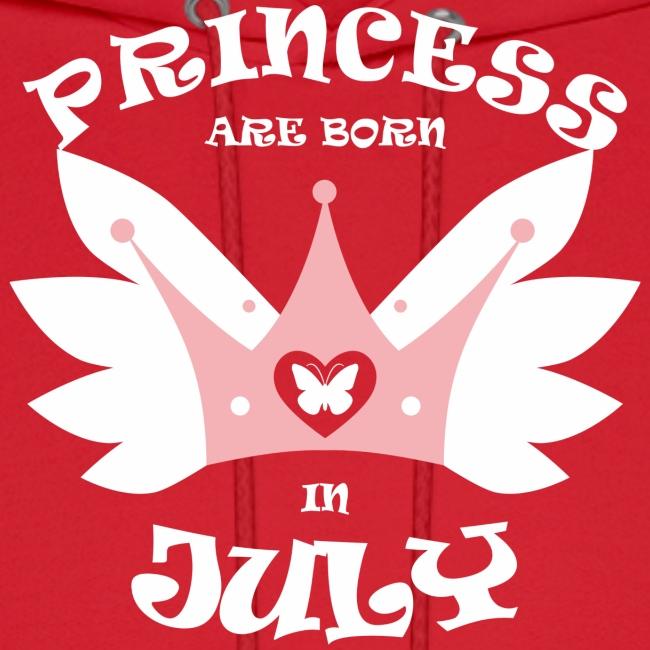 Princess Are Born In July