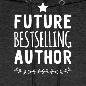 Future best selling author - Men's Hoodie