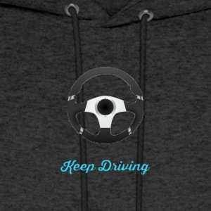 Keep Driving T-shirt - Men's Hoodie