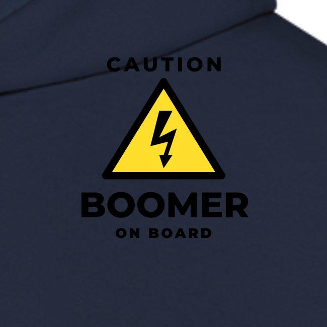 Boomer on board