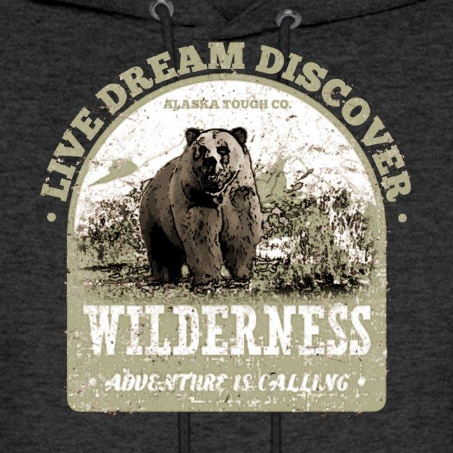 Live Dream Discover Adventure