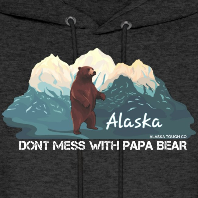 Alaska Hoodie for Men Design