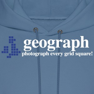 Geograph Britain and Ireland - Men's Hoodie