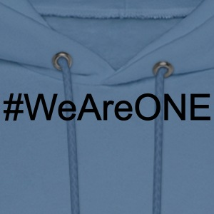 we_r_one - Men's Hoodie