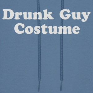 Drunk Guy Costume - Men's Hoodie