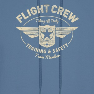 Flight Crew - Men's Hoodie