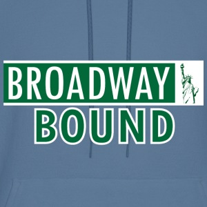 Broadway Bound - Men's Hoodie