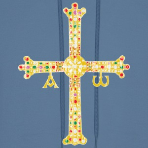 Cross of Asturias - Men's Hoodie