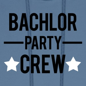 BACHELOR PARTY CREW - Men's Hoodie