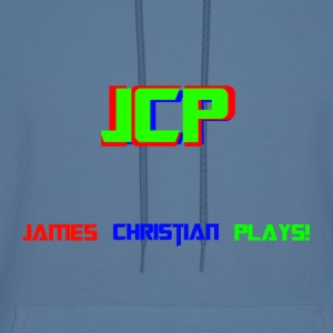 James Christian Plays! - Men's Hoodie