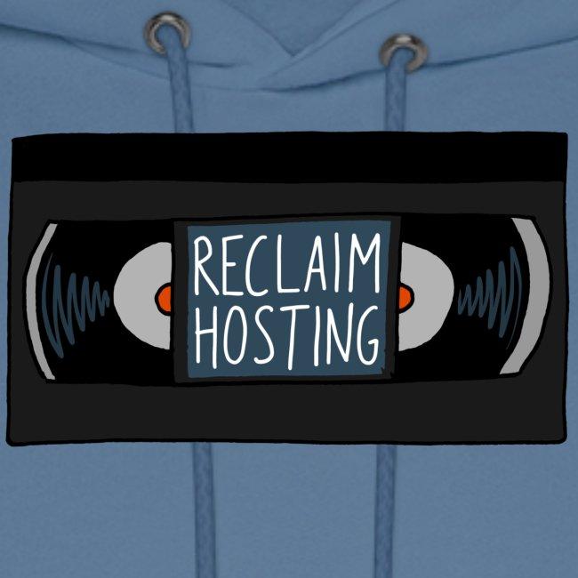 Reclaim Hosting VHS