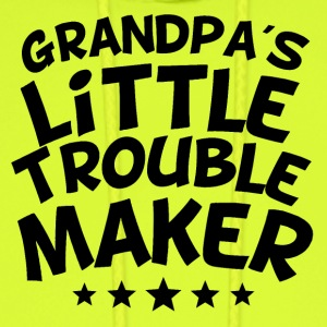 Grandpa's Little Trouble Maker - Men's Hoodie