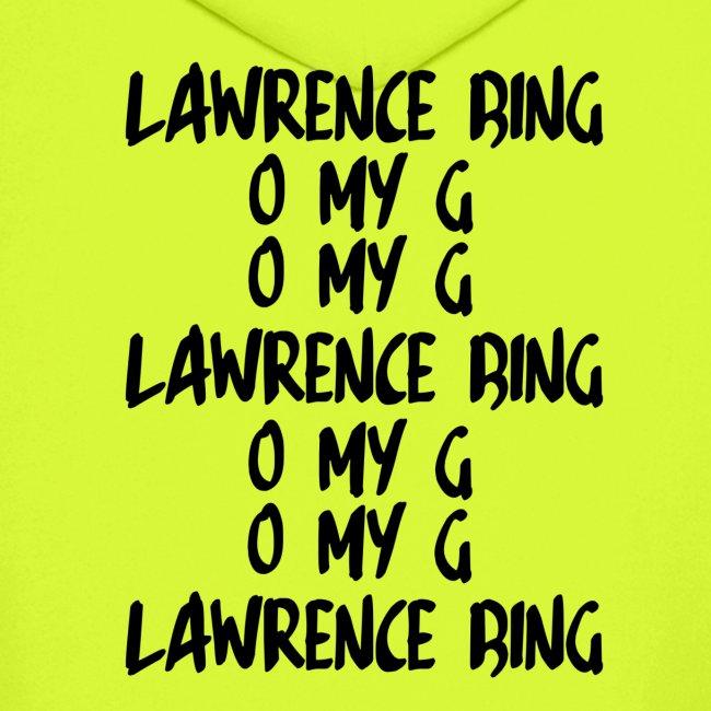 LAWRENCE BING , O MY G