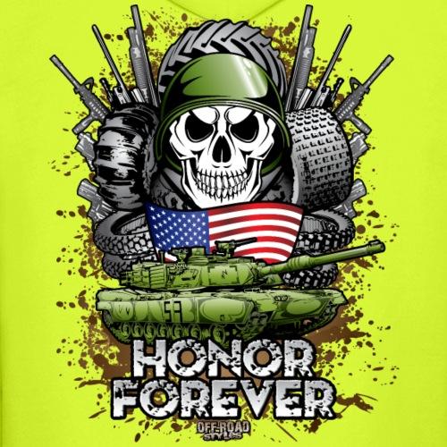 Offroad Military Memorial - Men's Hoodie
